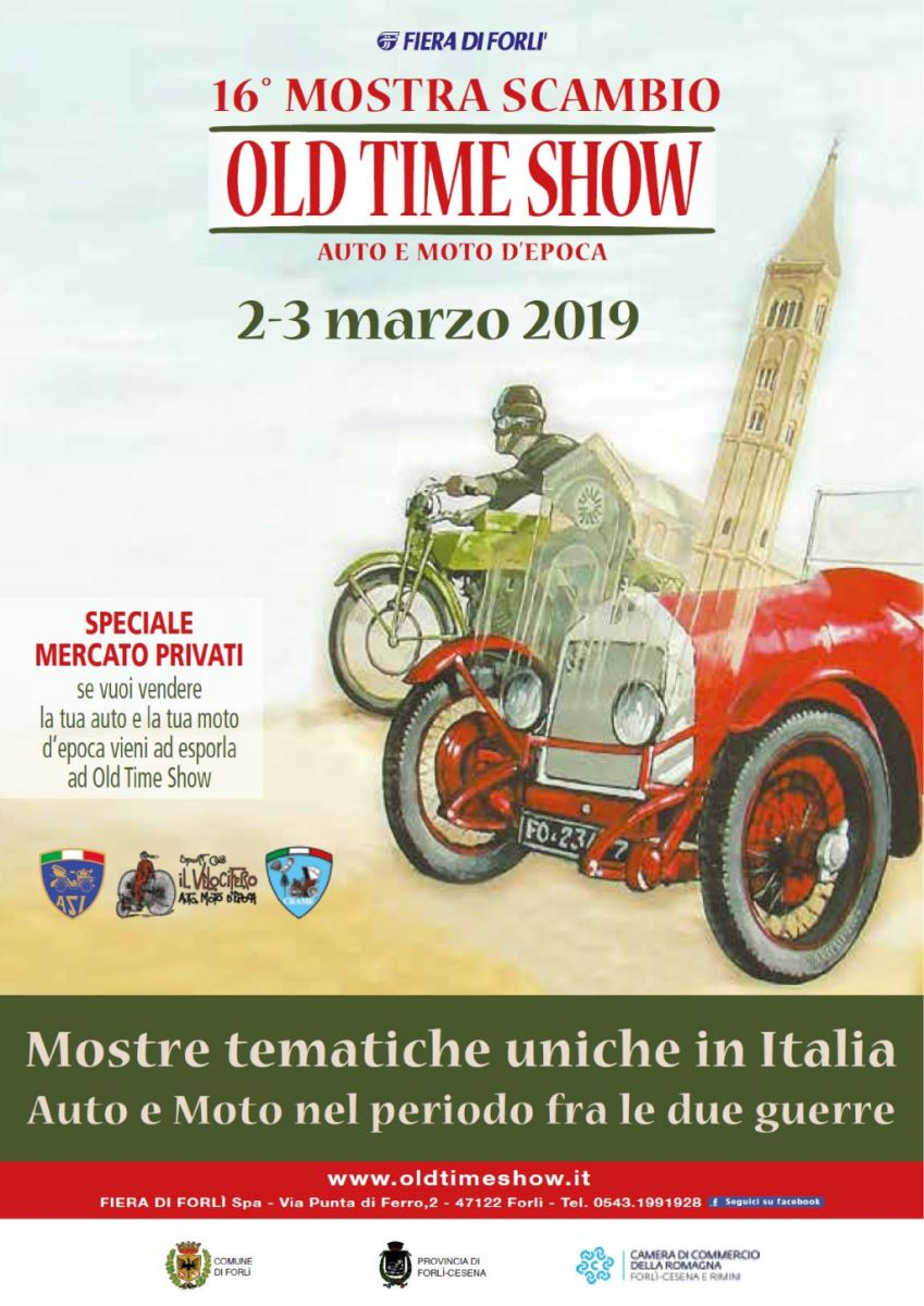 Fiera di Forlì 2/3 Marzo 2019